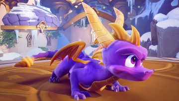 The Legend of Spyro: Dawn of the Dragon (2008)